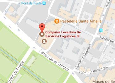 Compañía Levantina De Servicios Logísticos Sl