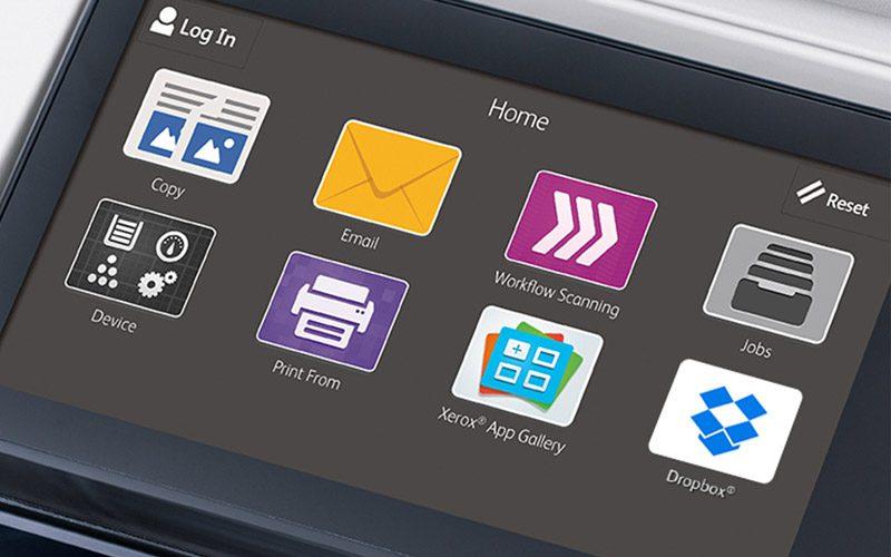 Tecnología Xerox ConnectKey