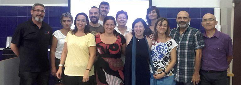 Formación para profesores de AAGG