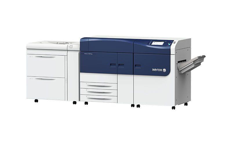 Prensa Xerox Versant 2100