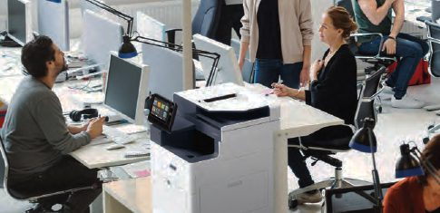 Impresoras de oficina