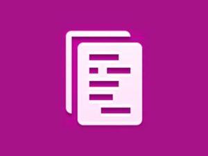 Icono aplicación Auto-Redacción