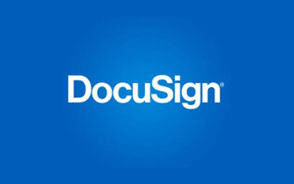 Etiqueta Docusign