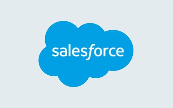 Etiqueta Salesforce