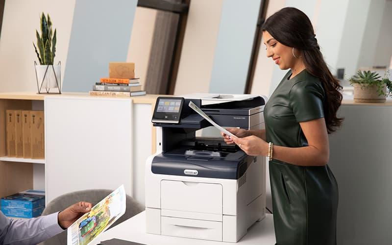 Consumibles originales de Xerox